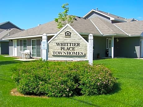 Whittier Place Townhomes for rent in Austin