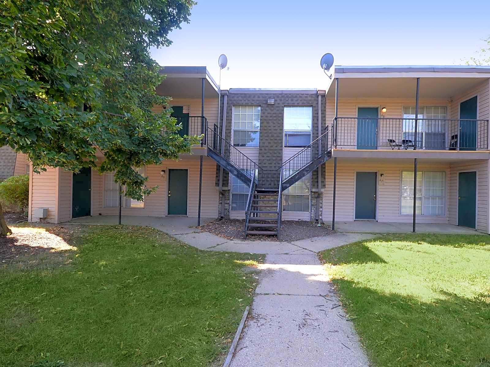 Photo: Indianapolis Apartment for Rent - $495.00 / month; 1 Bd & 1 Ba