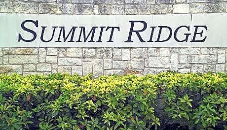 Summit Ridge for rent in Converse