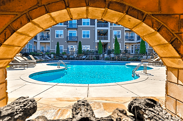 Apartments Near Davidson Fountains At Mooresville Town Square for Davidson College Students in Davidson, NC