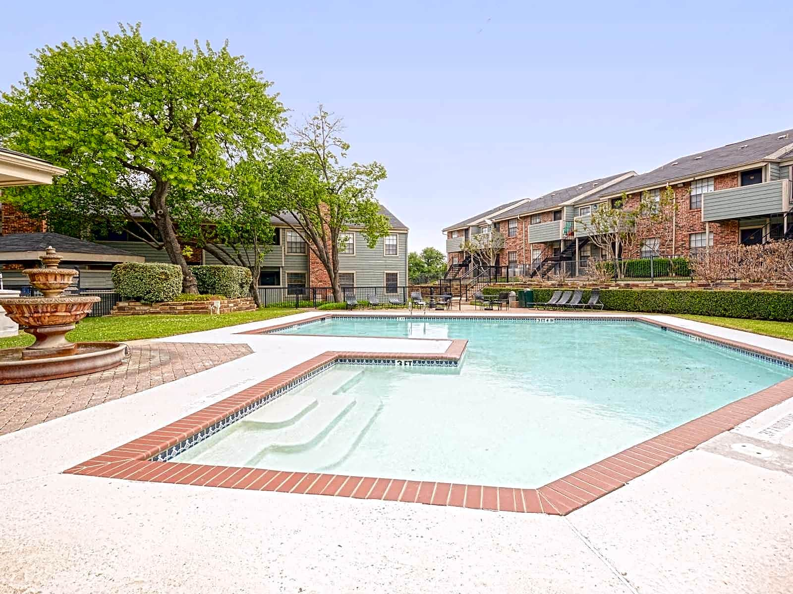 Landmark At Ridgewood Preserve Apartment Homes Arlington Tx 76006