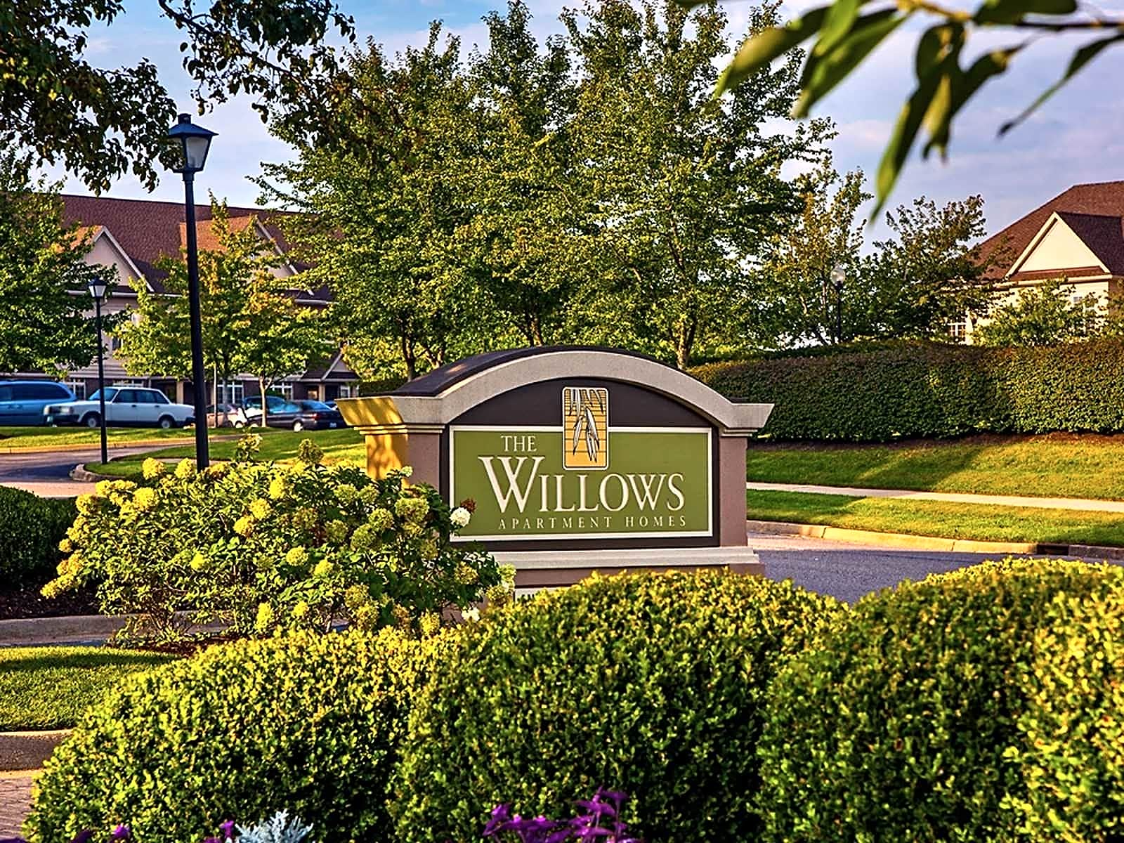 Welcome home to The Willows!