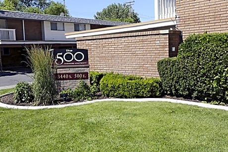 The 500 Townhome Apartments for rent in Salt Lake City