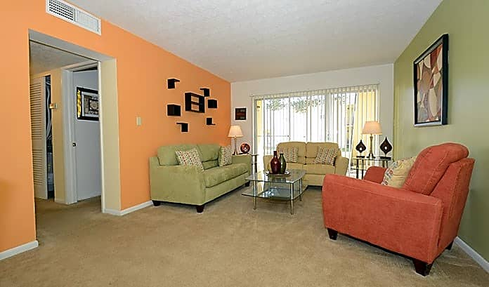 Photo: Tampa Apartment for Rent - $675.00 / month; 2 Bd & 2 Ba