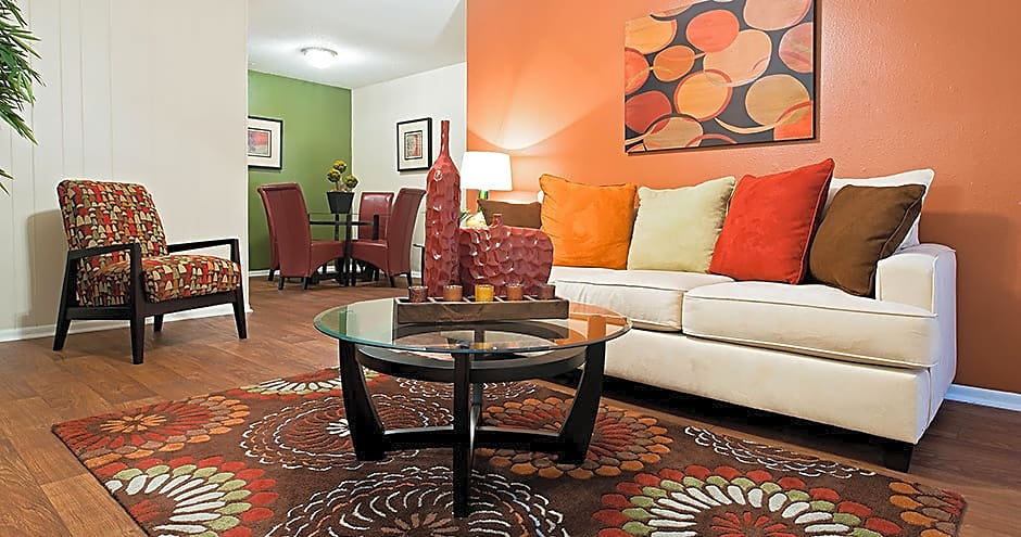 Acadian And South College Gardens Apartments Lafayette La 70503