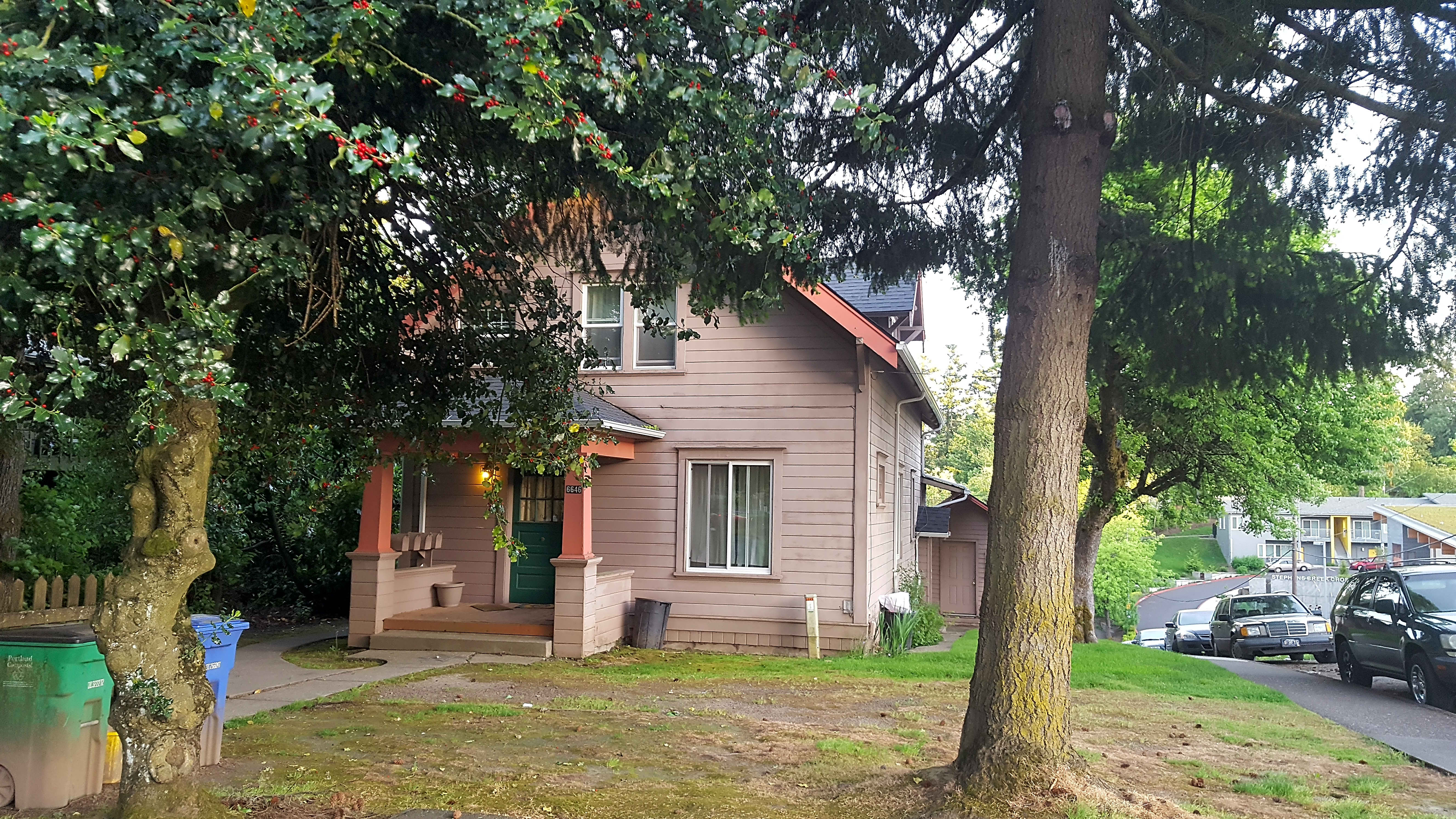 Duplex for Rent in Portland