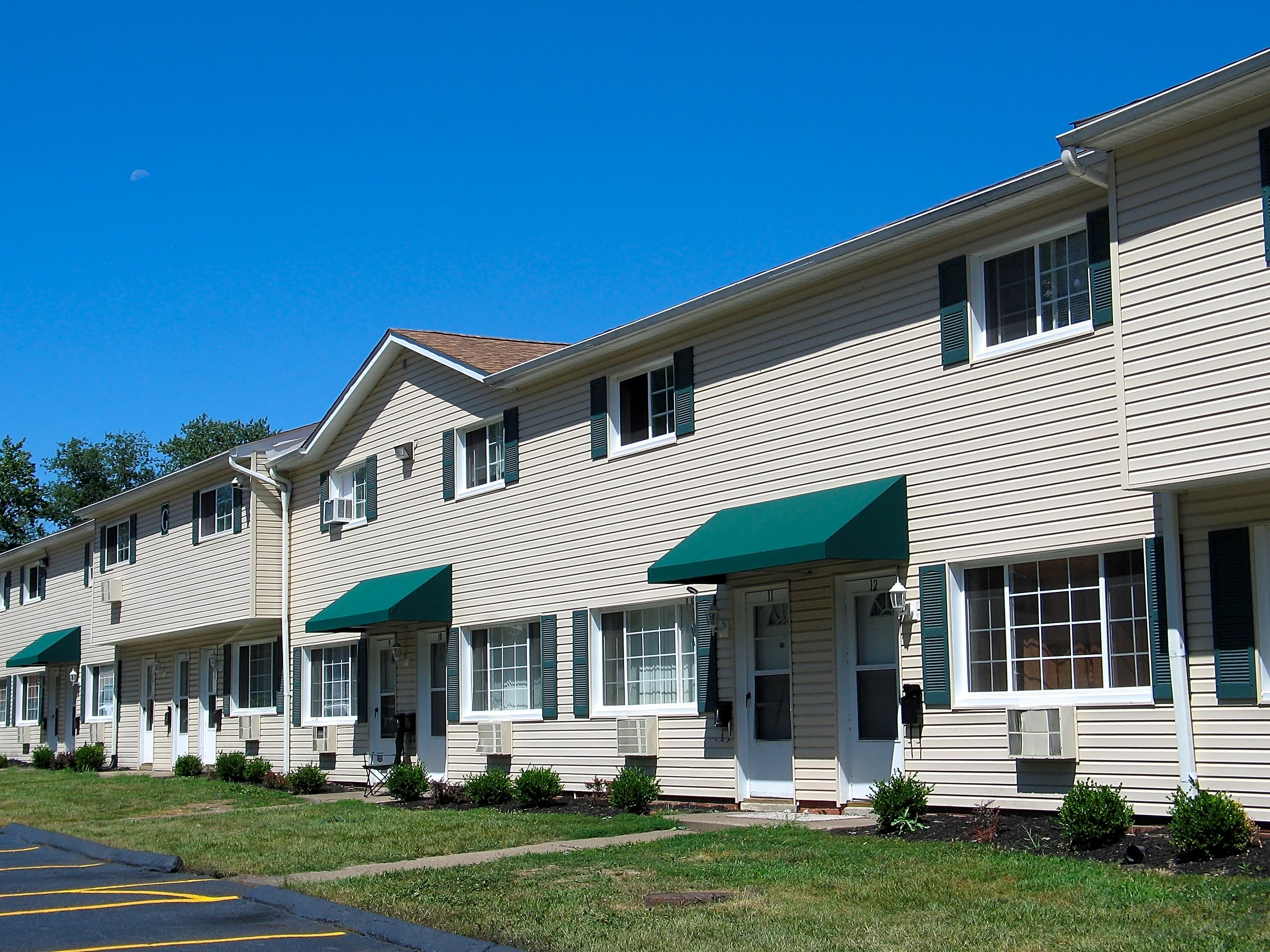 Evergreen Village Apartments Lorain Ohio