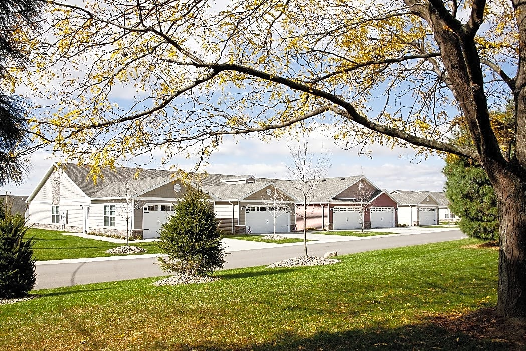 Park Forest Apartments Marion Indiana