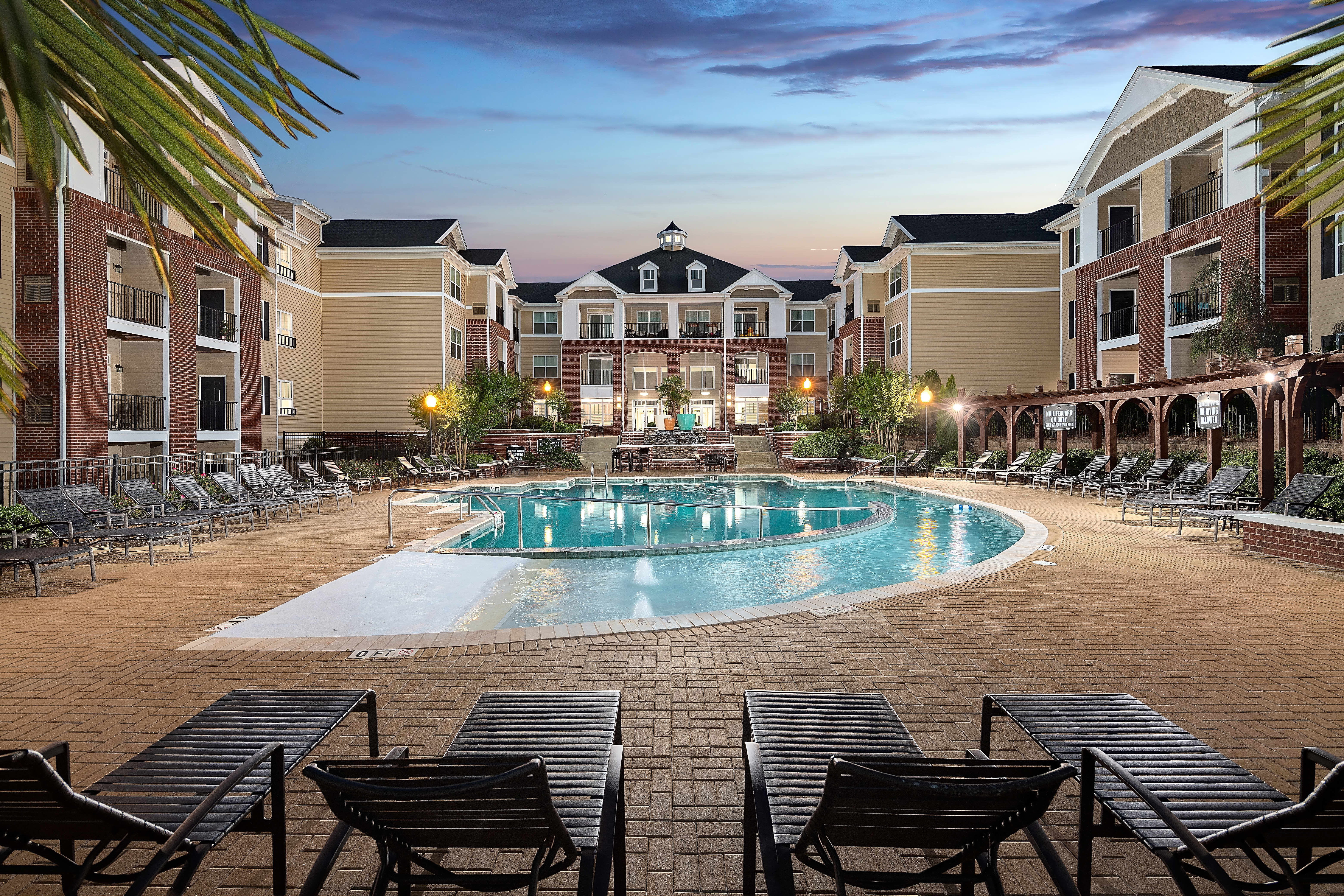 Apartments Near UofSC Abberly Village for University of South Carolina Students in Columbia, SC