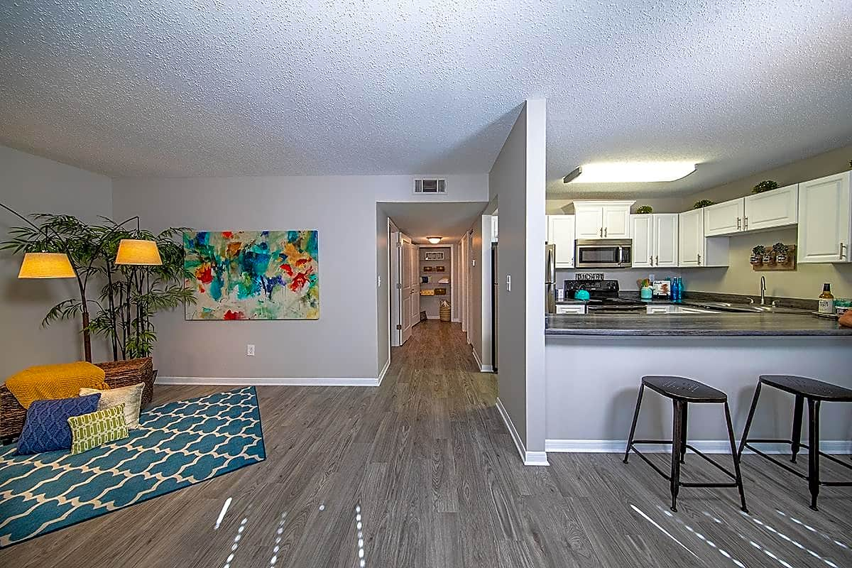 At The Mills at 601, you'll enjoy our open concept floor plans.