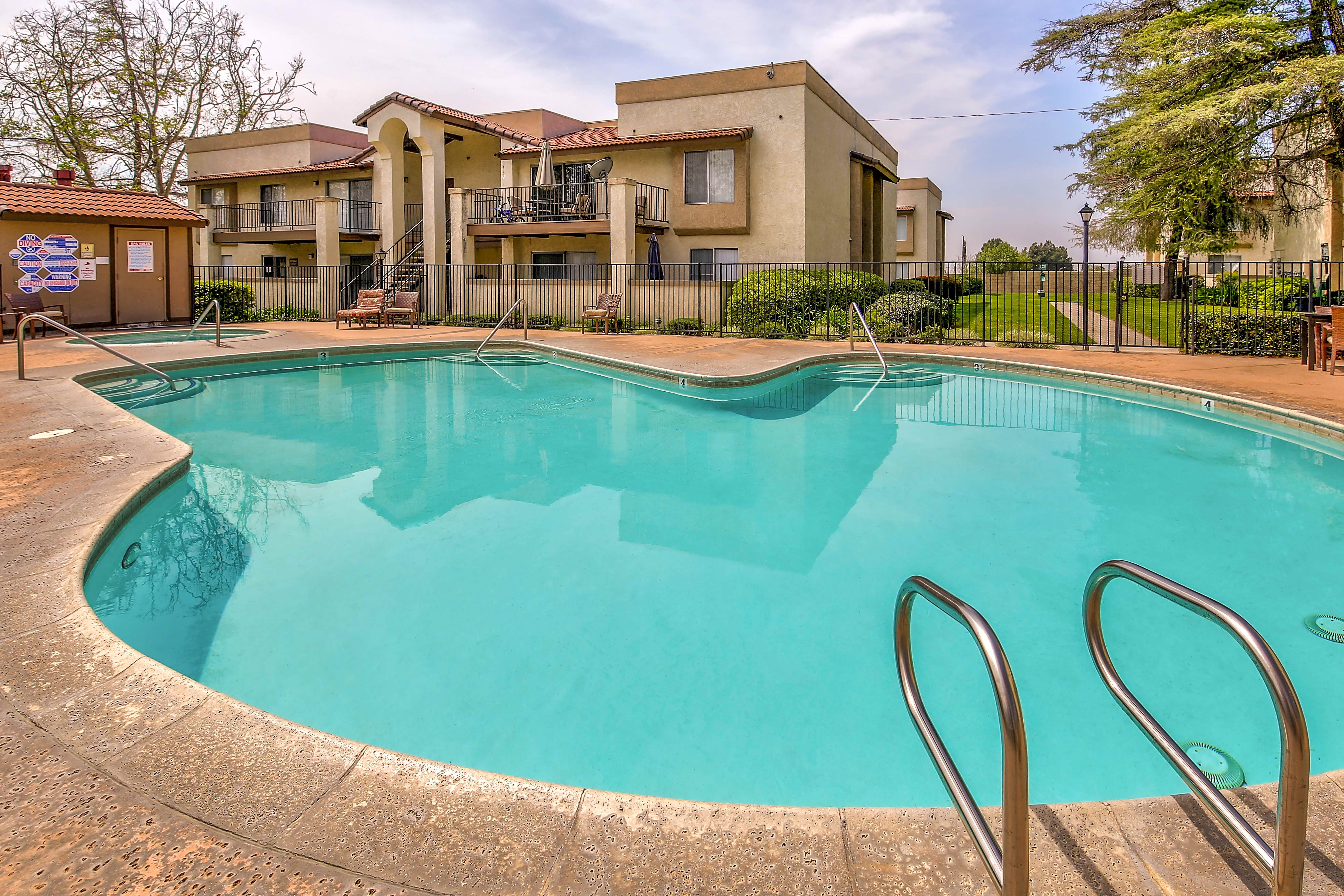 Monterey Villas Apartments Highland Ca 92346