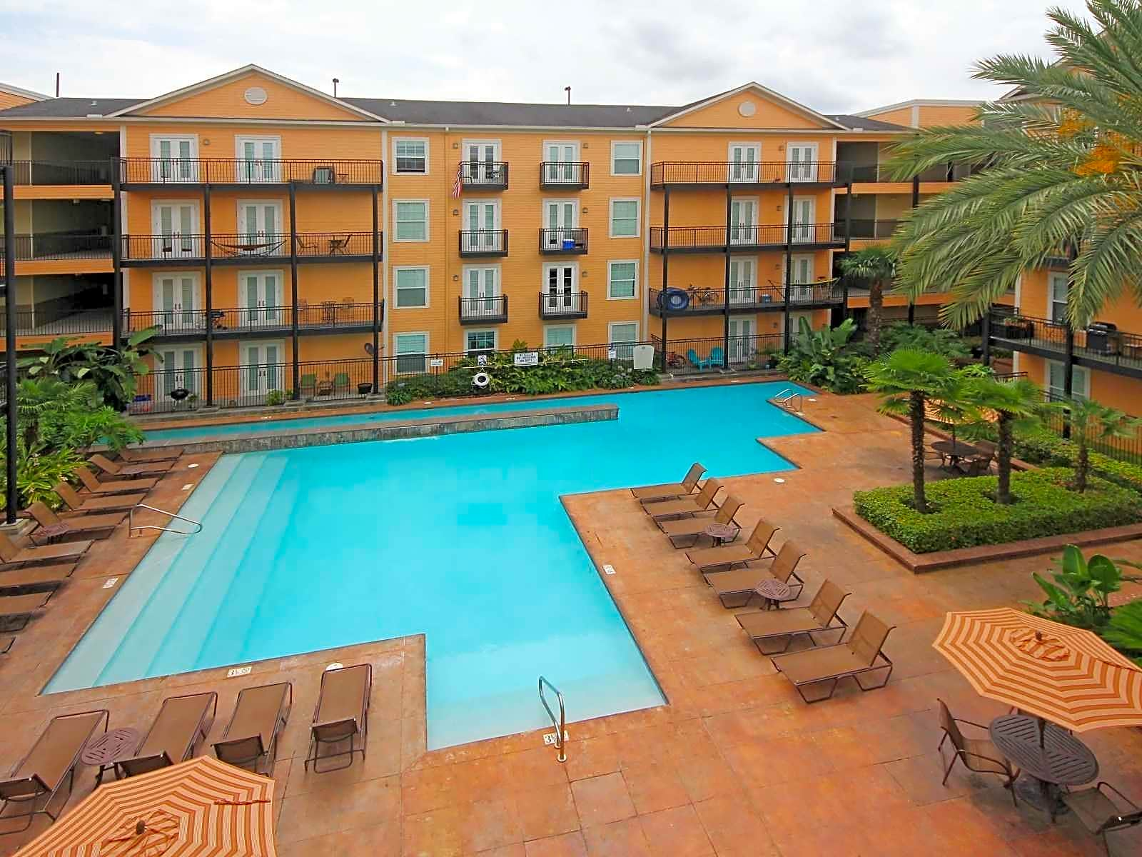 Apartments Near OLHCC The Saulet for Our Lady of Holy Cross College Students in New Orleans, LA