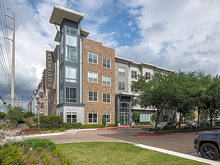 Apartments Near The University of Texas MD Anderson Cancer