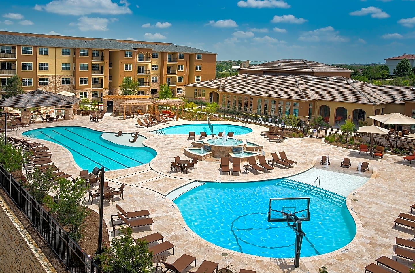Villas In Westover Hills Apartments San Antonio Tx 78251