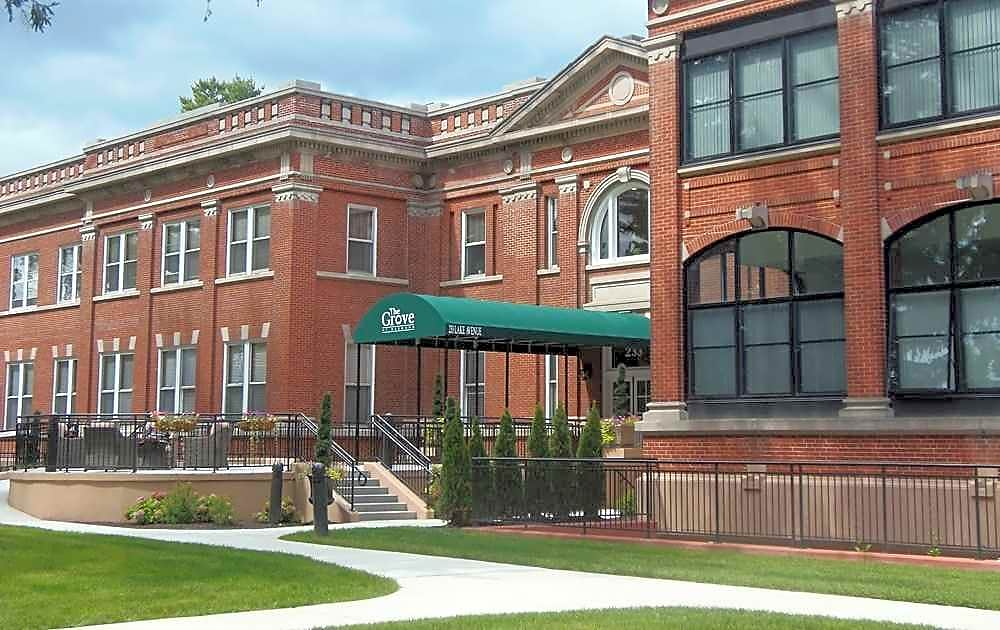 Apartments Near Skidmore The Grove Saratoga for Skidmore College Students in Saratoga Springs, NY