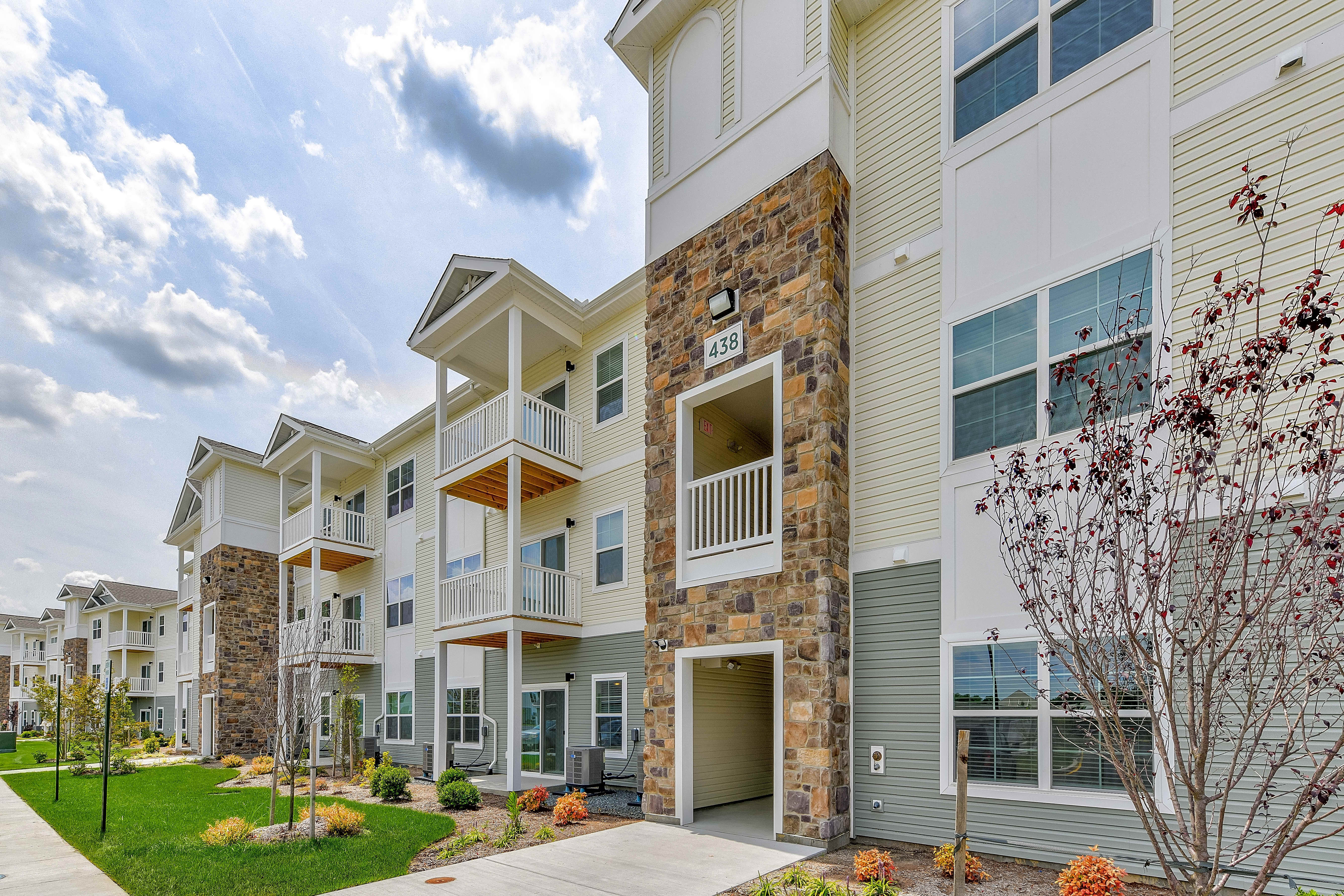 Apartments Near SU Coventry Square for Salisbury University Students in Salisbury, MD