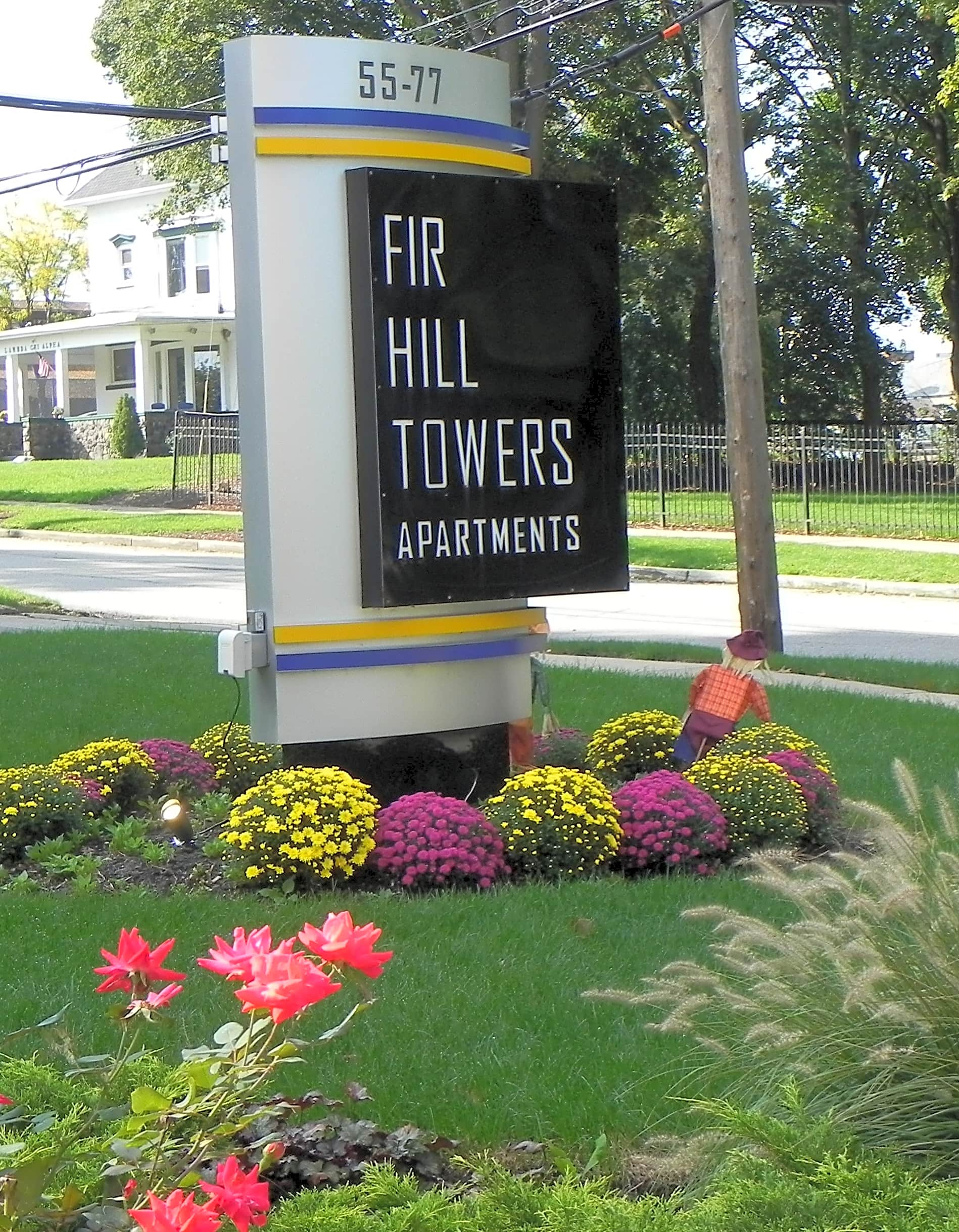 Apartments Near Akron Fir Hill Towers for University of Akron Students in Akron, OH