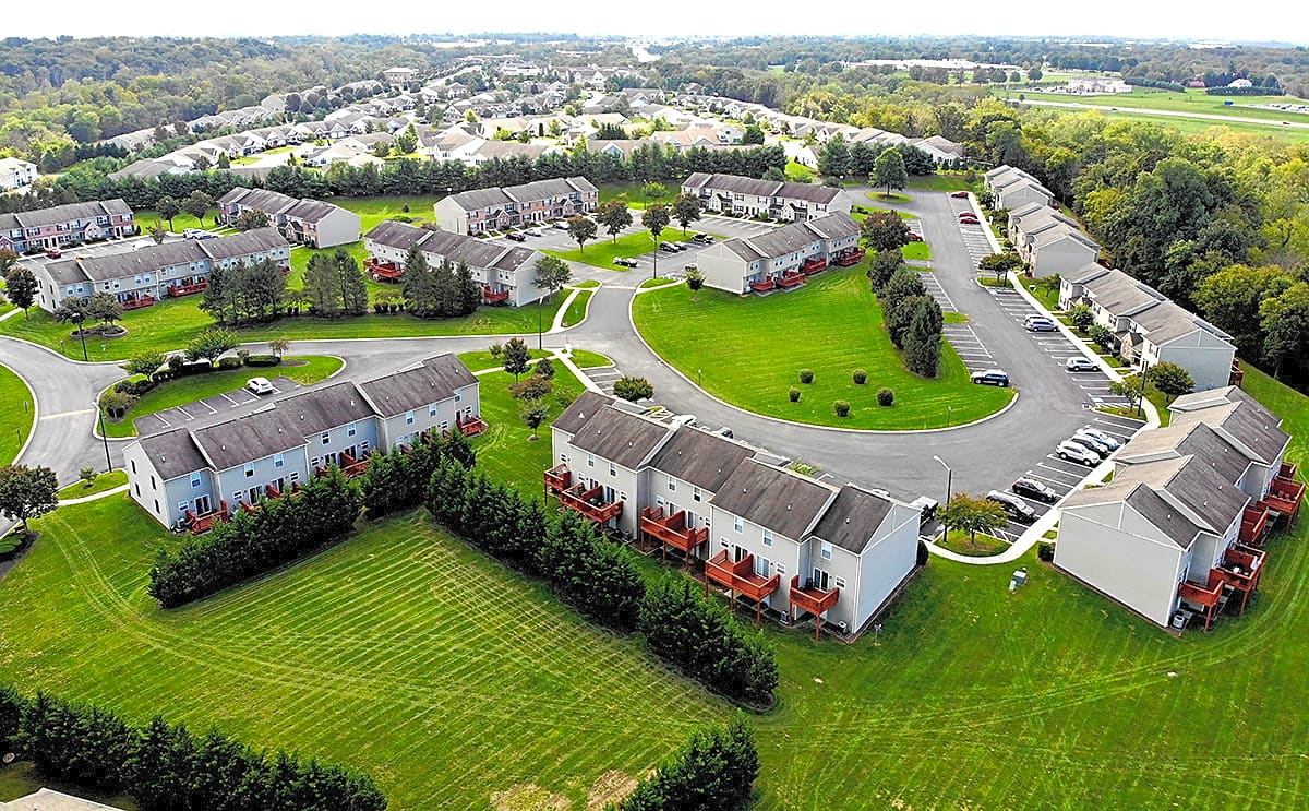 Apartments Near Messiah Georgetown Crossing for Messiah College Students in Grantham, PA