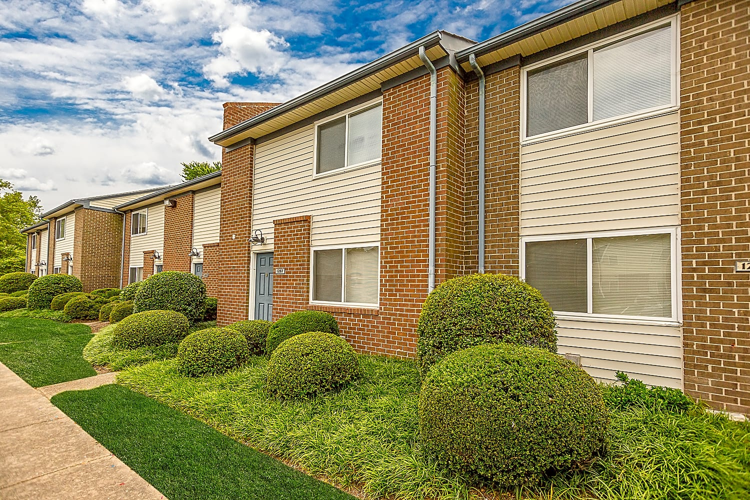 Welcome Home to Harpers Square Apartments!