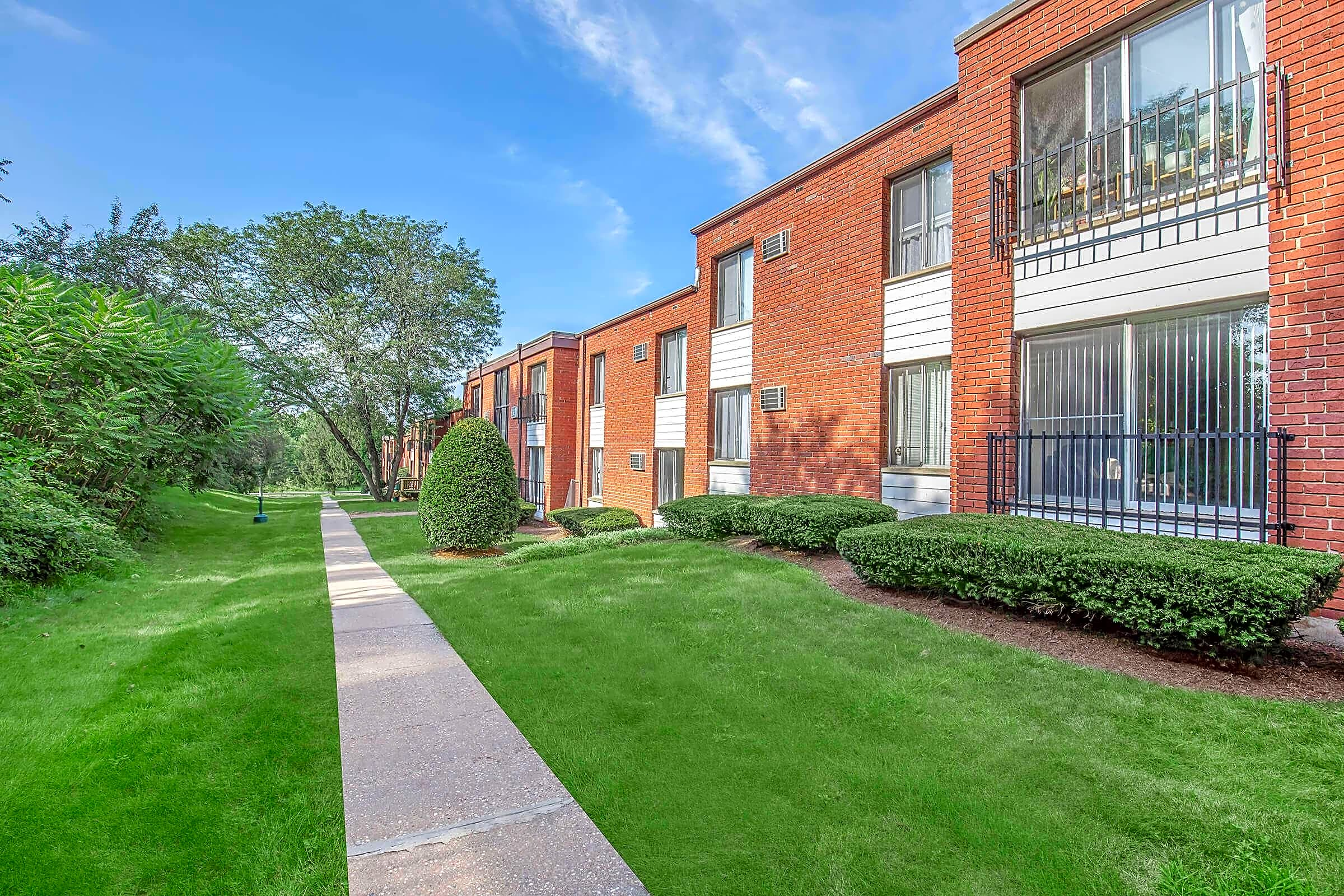 Apartments Near Wesleyan Forest Park for Wesleyan University Students in Middletown, CT