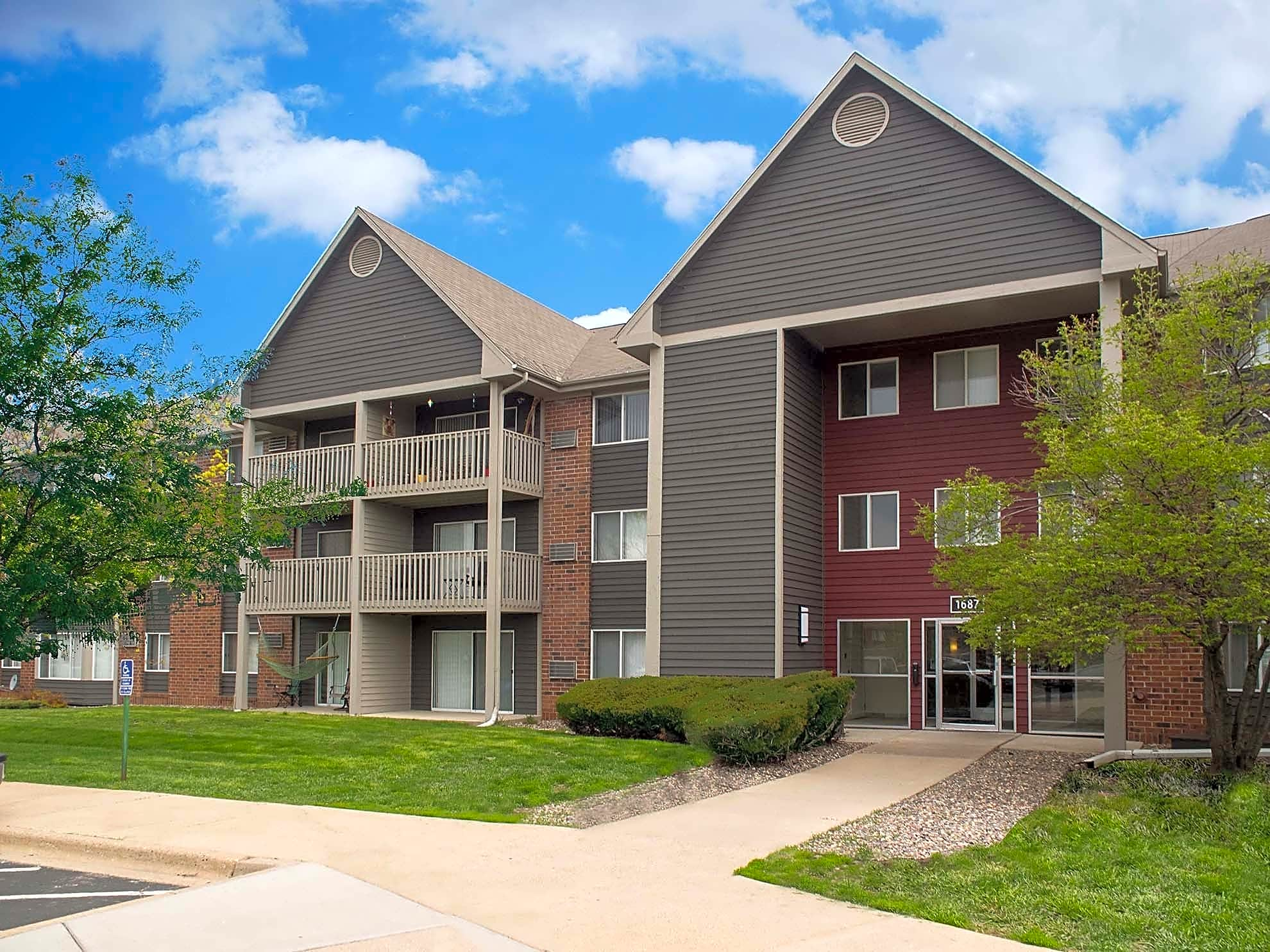 Photo: Woodbury Apartment for Rent - $1679.00 / month; 3 Bd & 2 Ba