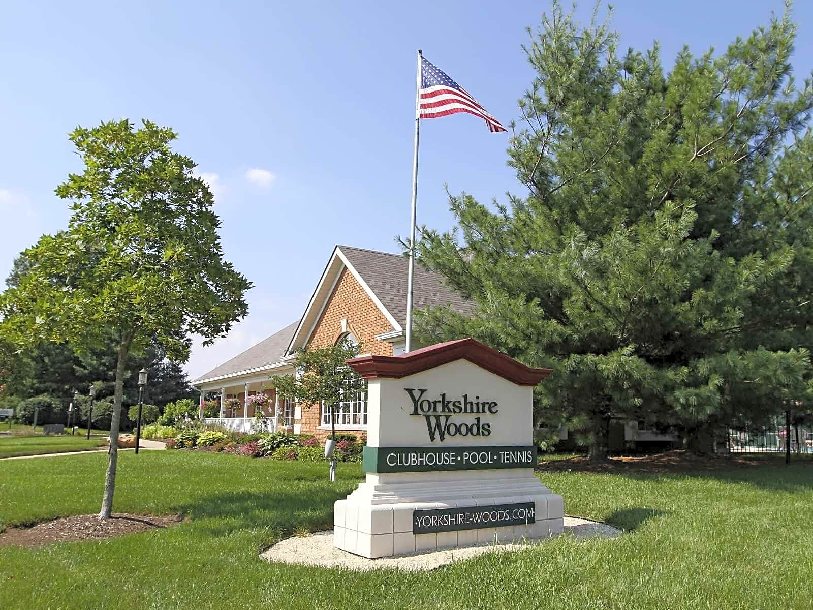 Apartments Near Kent State Yorkshire Woods for Kent State University Students in Kent, OH