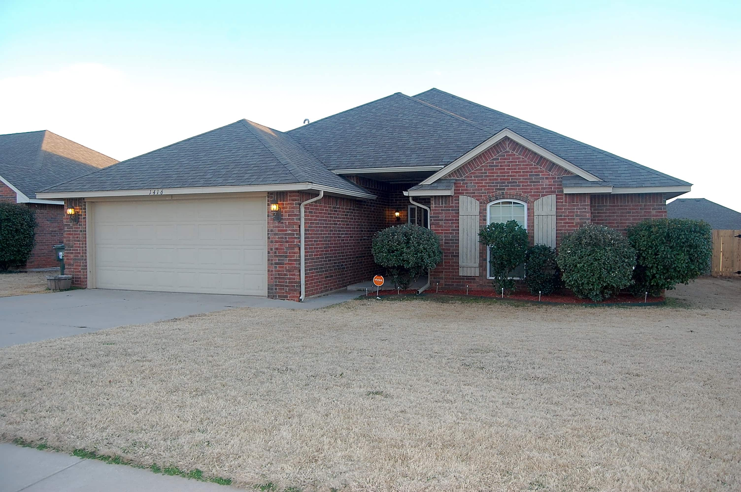Norman houses for rent in norman oklahoma rental homes for Norman ok home builders