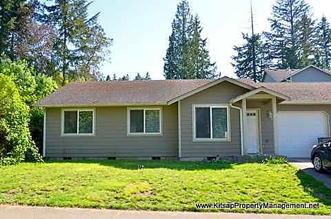 Duplex for Rent in Port Orchard