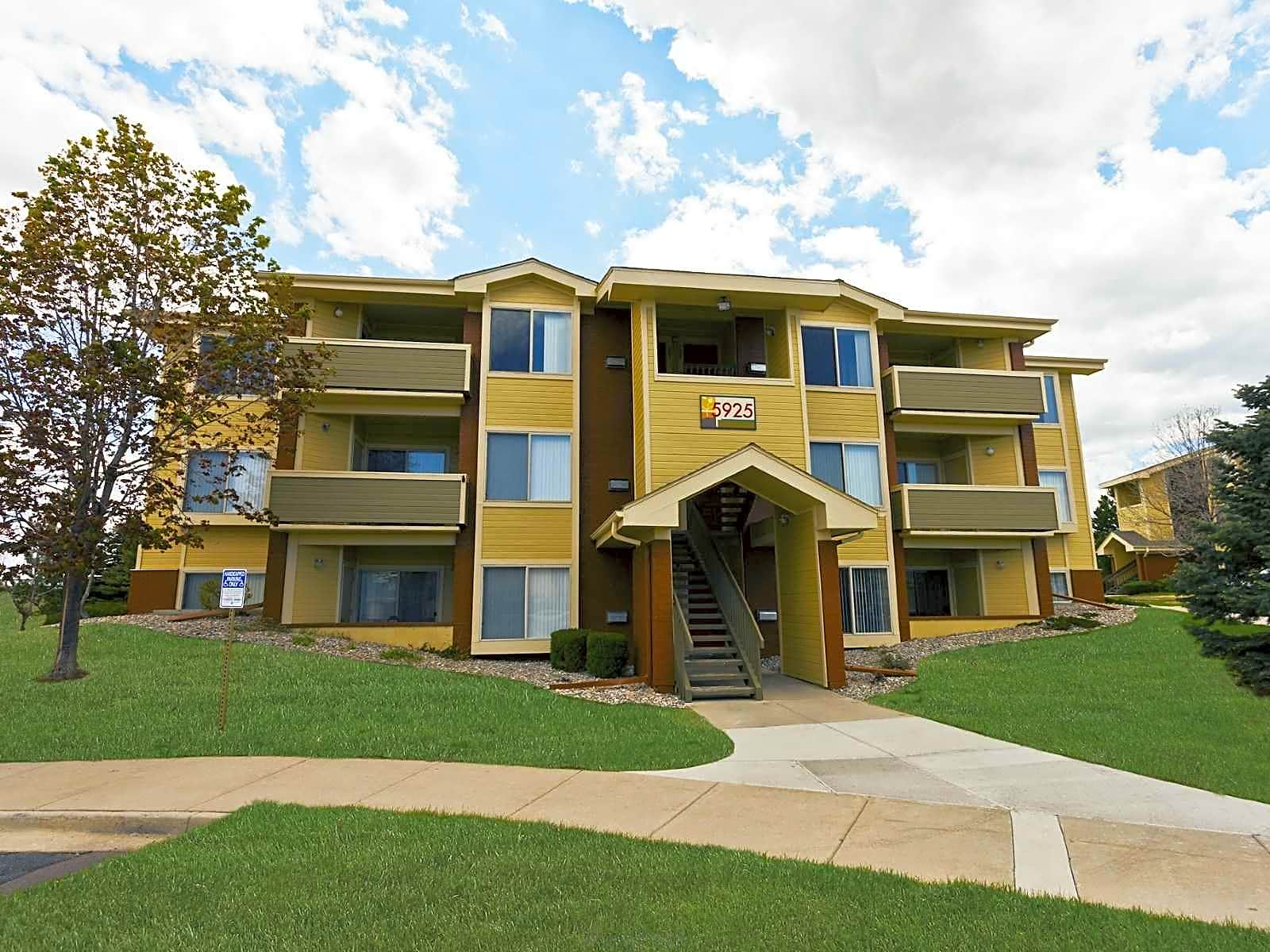 Apartments Near Palmer Park Colorado Springs