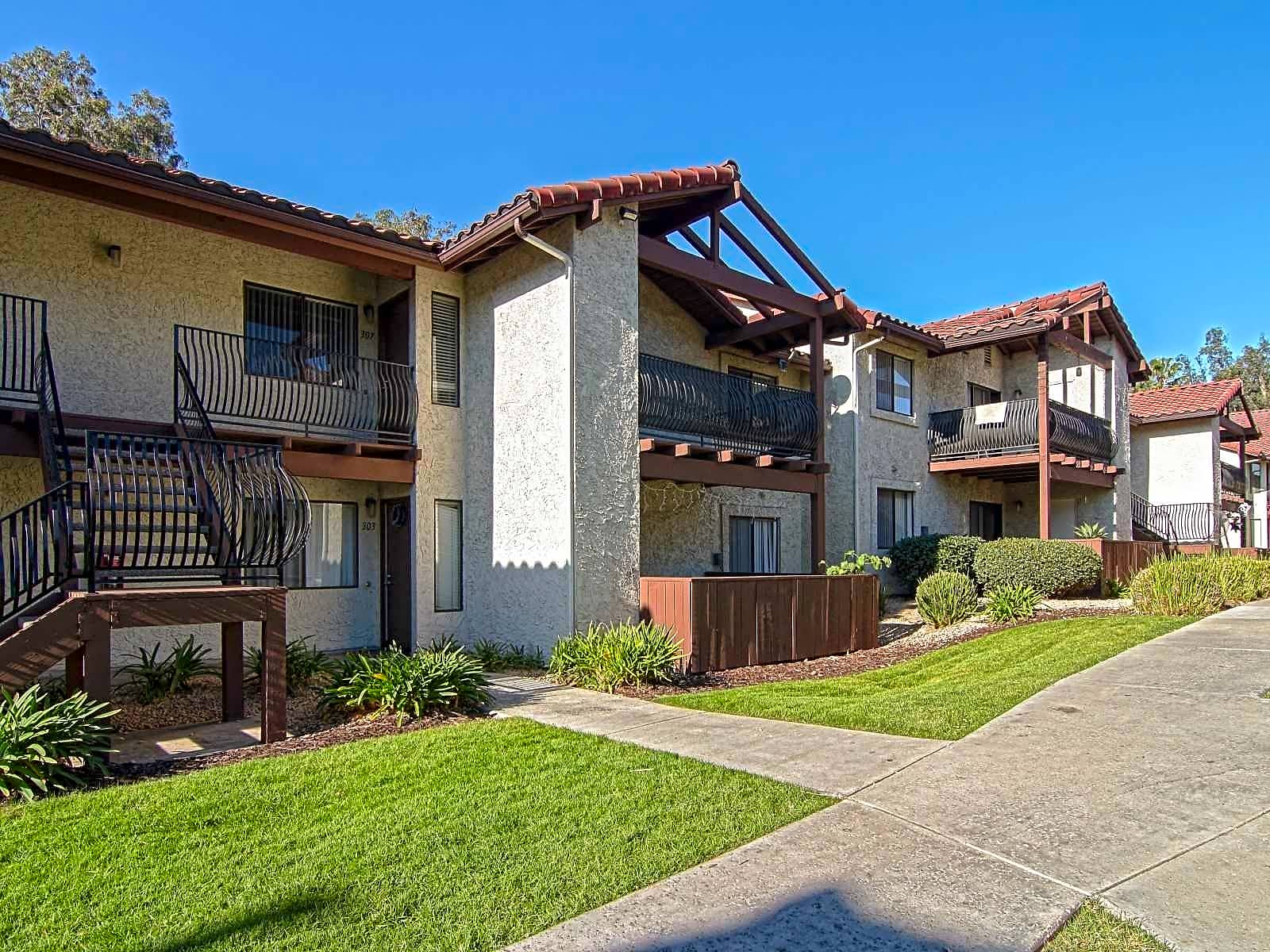 Felicita Creek Apartments In Escondido