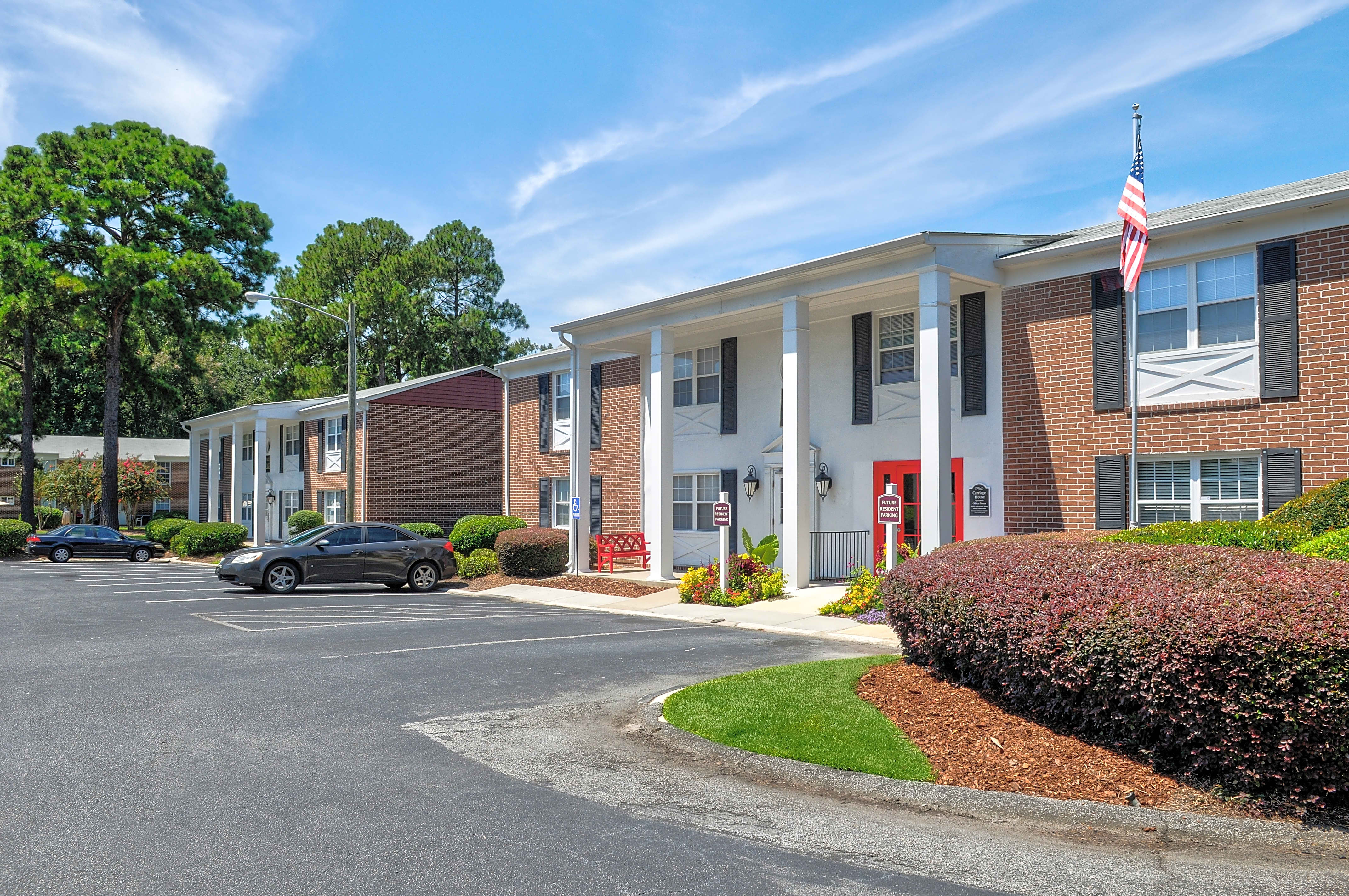 Apartments Near South Carriage House for South University Students in Savannah, GA