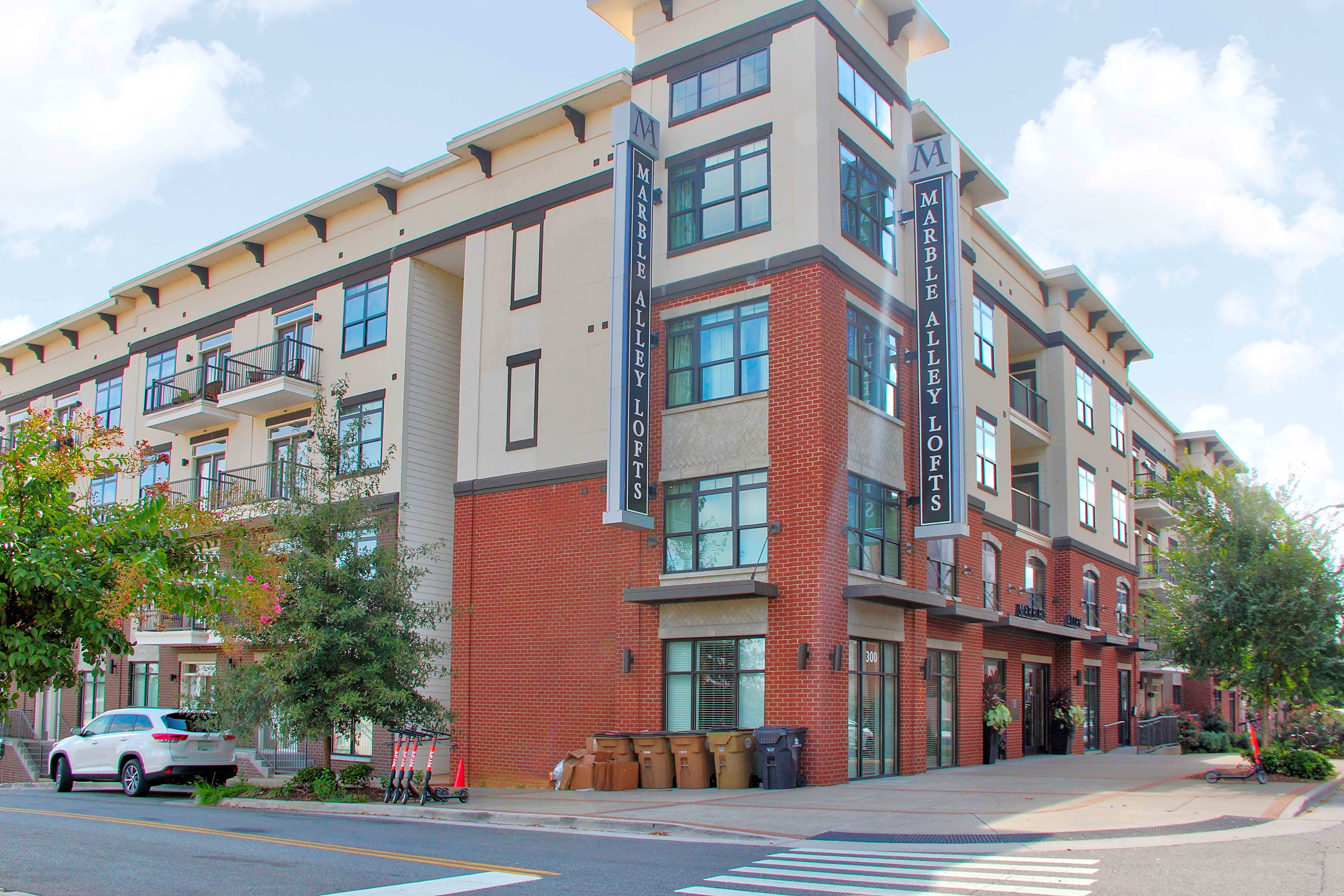 Apartments Near UTK Marble Alley Lofts for University of Tennessee: Knoxville Students in Knoxville, TN