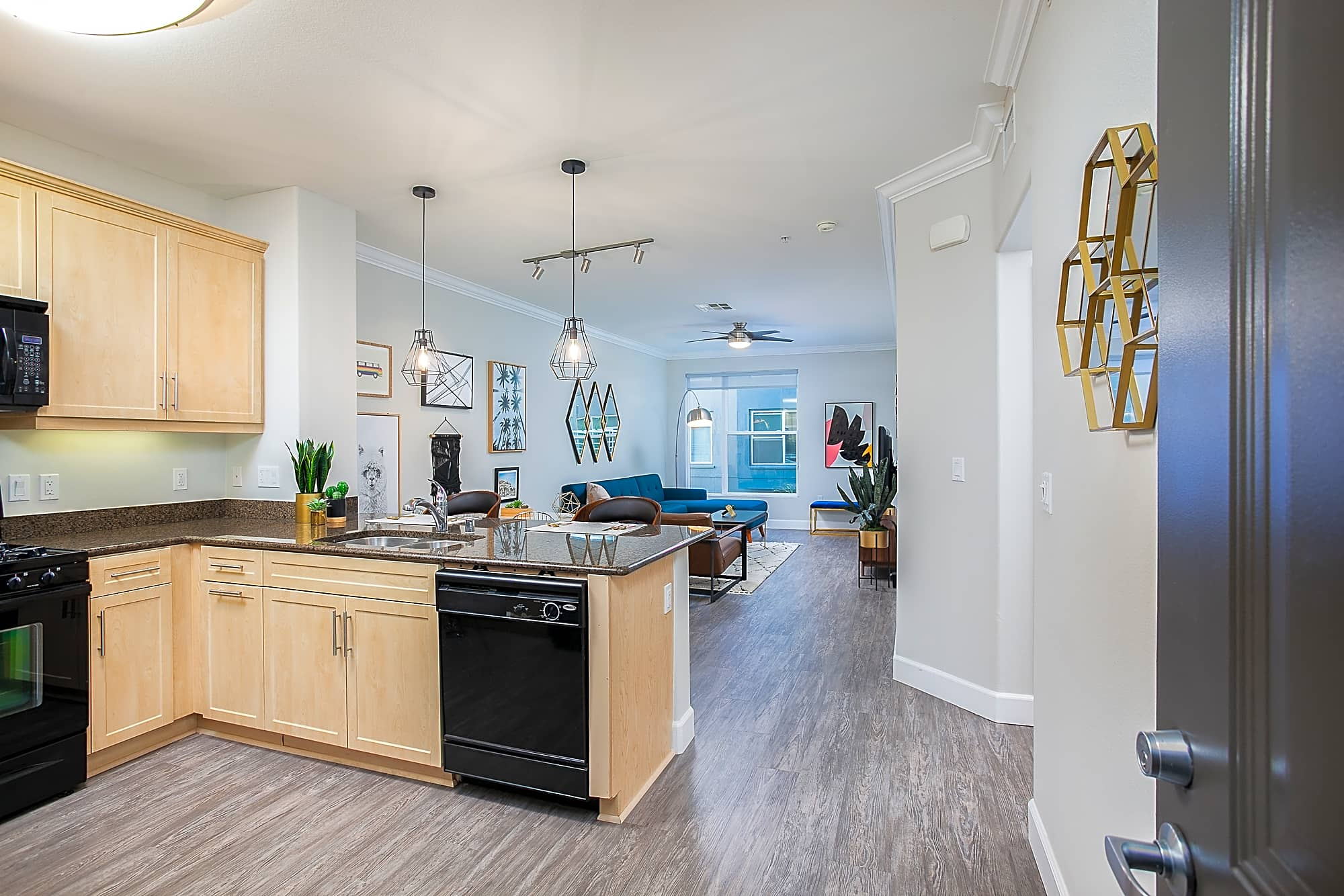 Welcome home to Stadium House Apartments