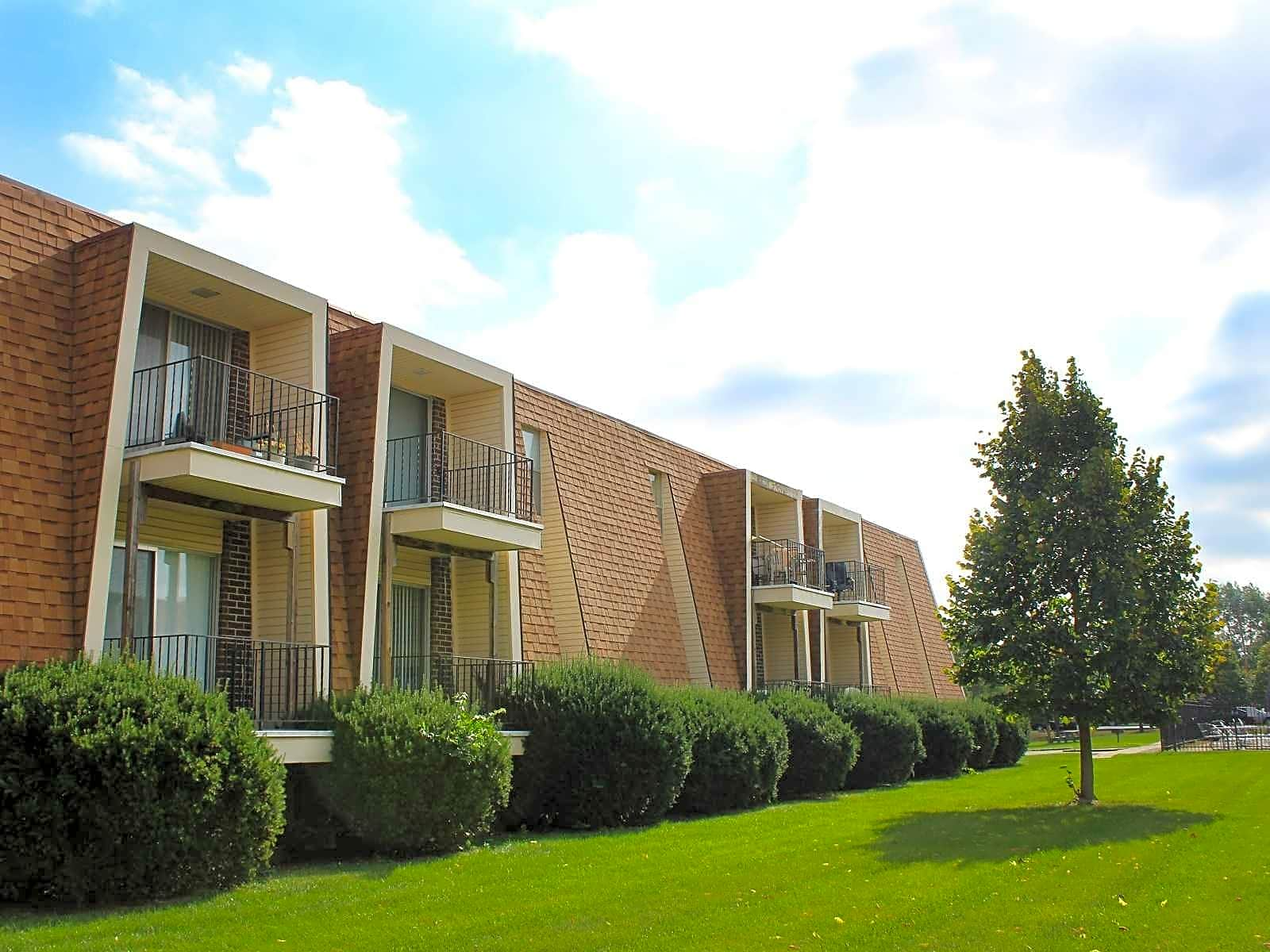 The Wynds Apartments Kettering Ohio