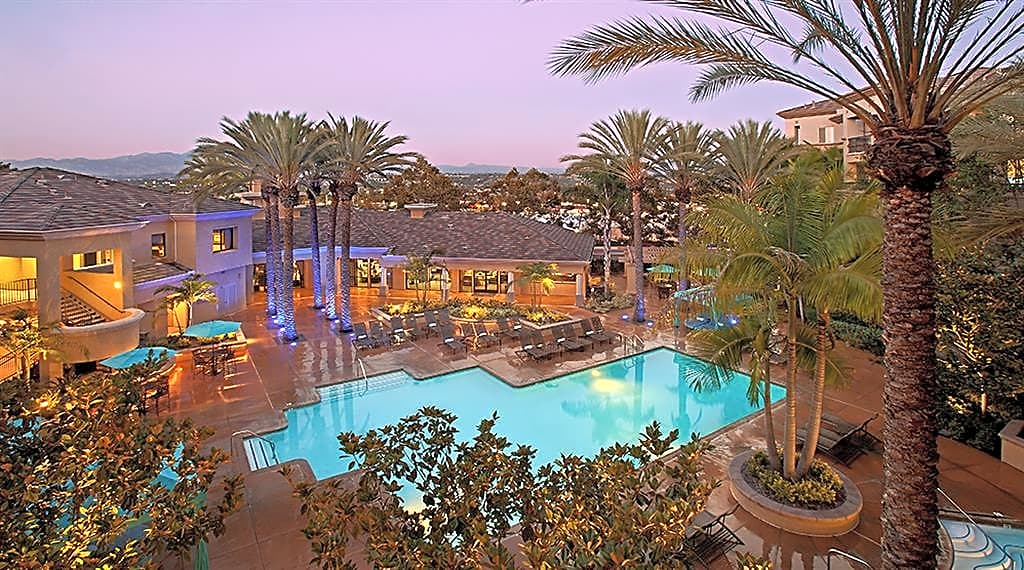 City Lights At Town Center Apartments Aliso Viejo Ca 92656