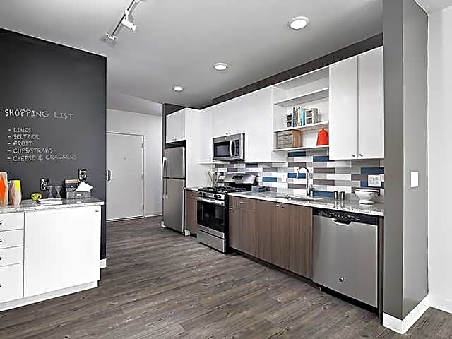 Urban Scheme Kitchen