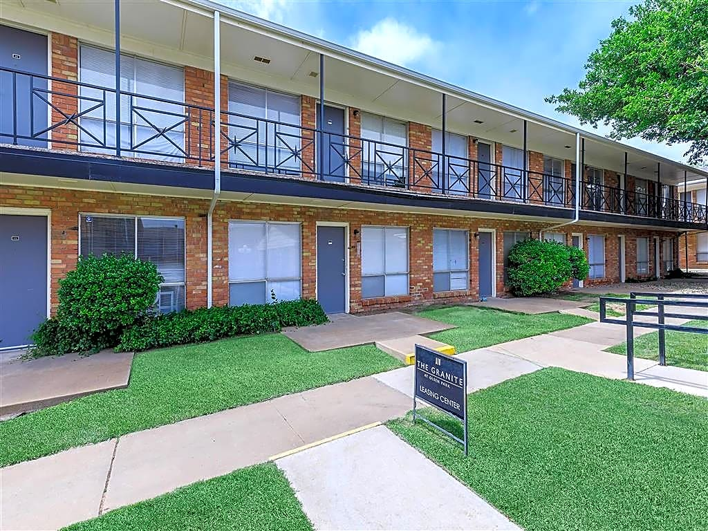 Apartments Near AC The Granite at Olsen Park for Amarillo College Students in Amarillo, TX