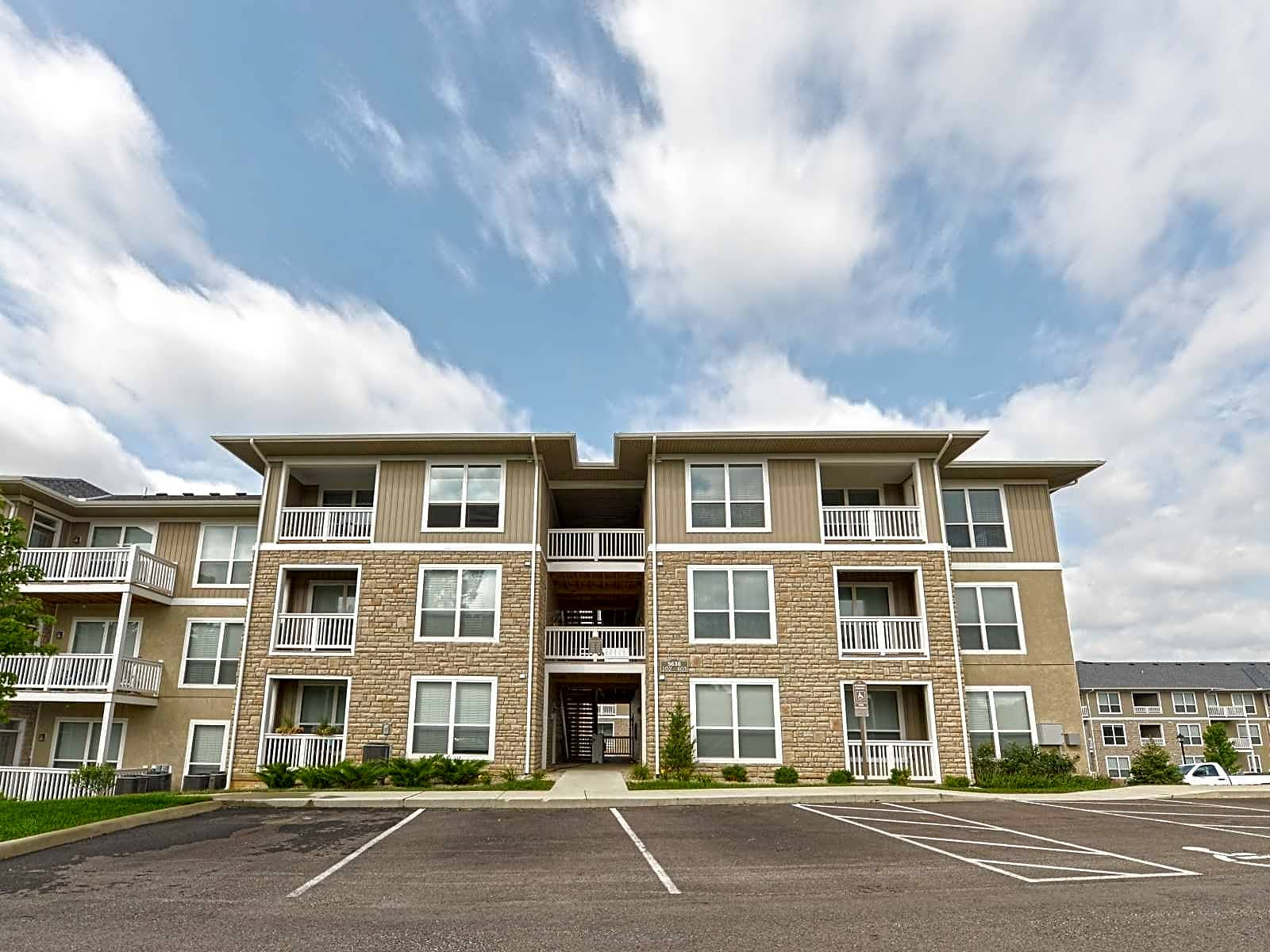 Scioto Ridge Apartments Dublin OH