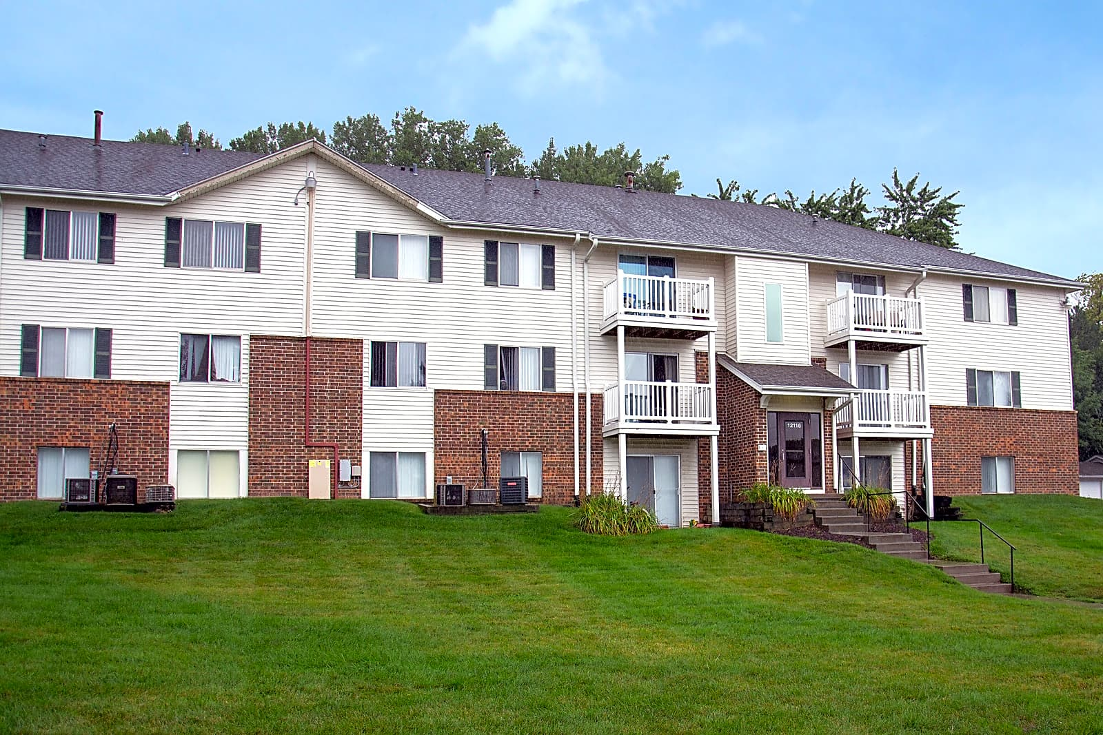 Pacific Winds Apartments Omaha Ne 68144