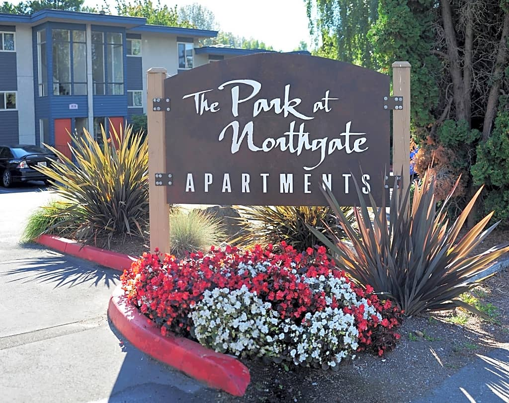 The park at northgate apartments seattle wa 98125 for Art institute of seattle parking garage
