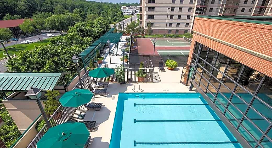 Tennis Court-Pool-Barbecue Area