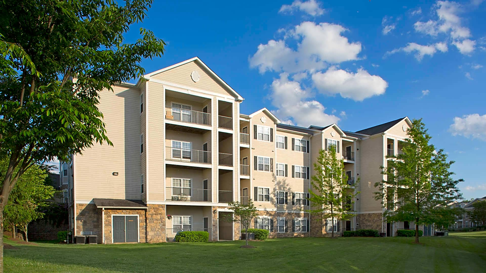 Apartments Near Georgetown University
