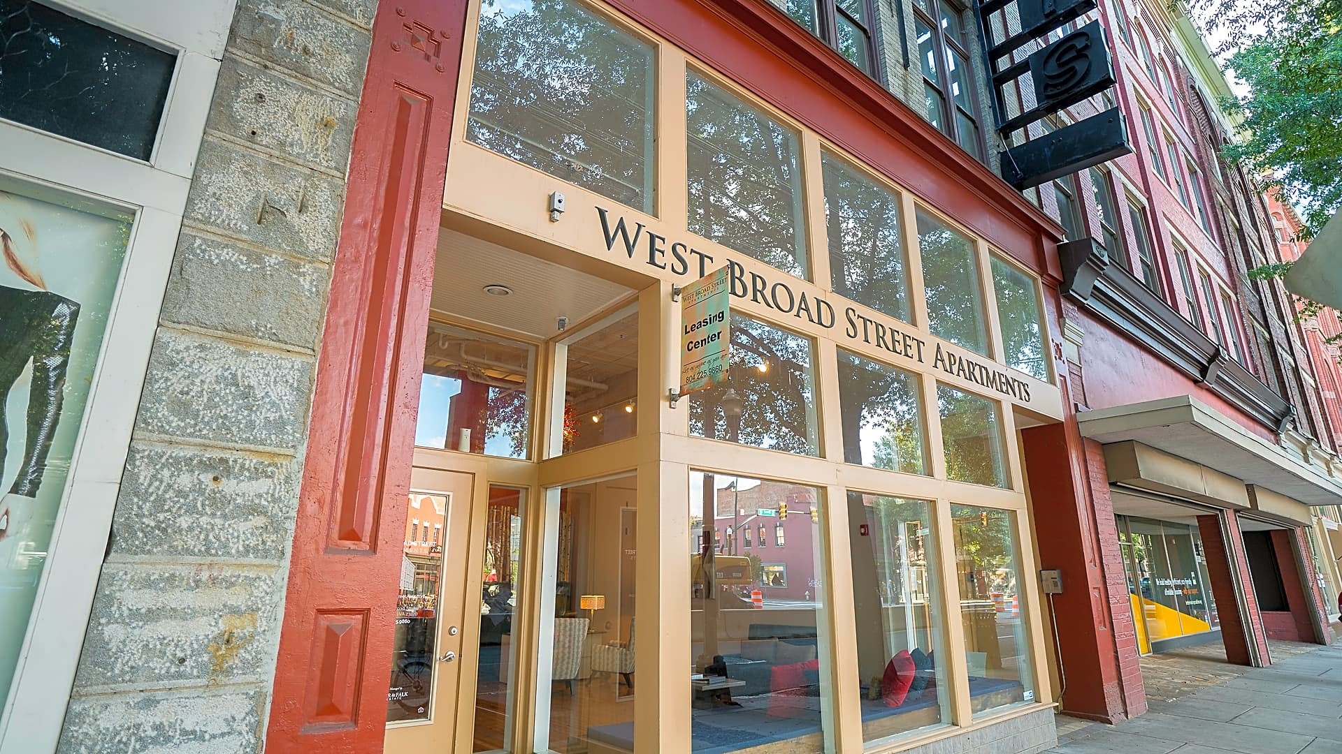 Welcome to West Broad Street Apartments