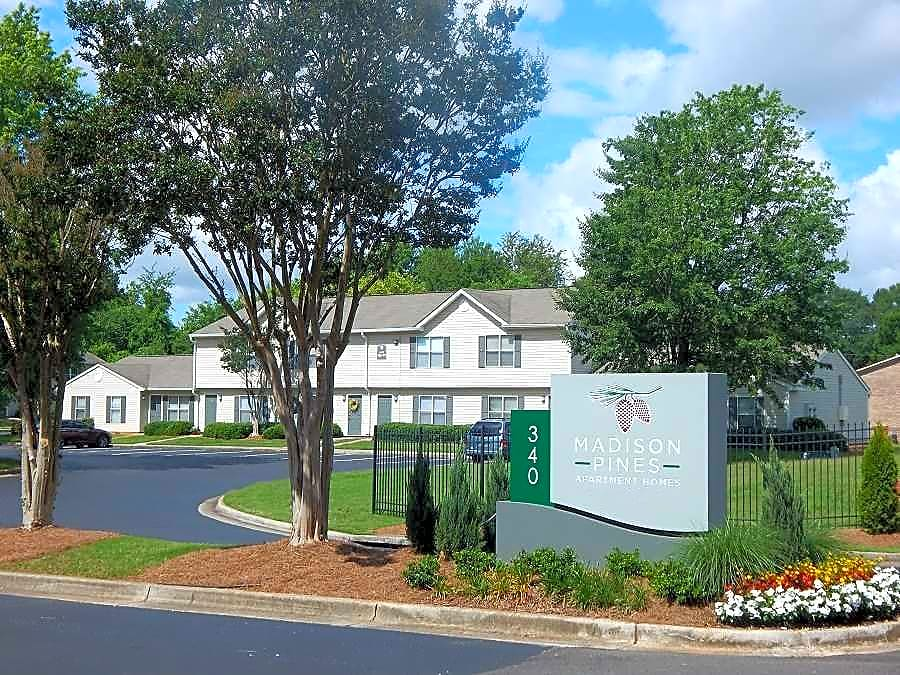 Apartments Near Athens State Madison Pines for Athens State University Students in Athens, AL