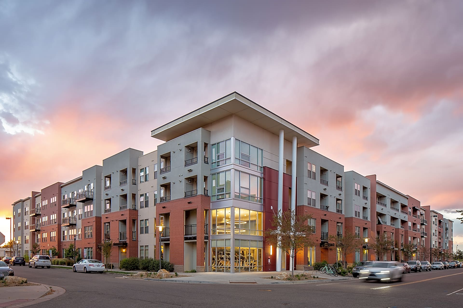 Great location on the Anschutz Medical Campus