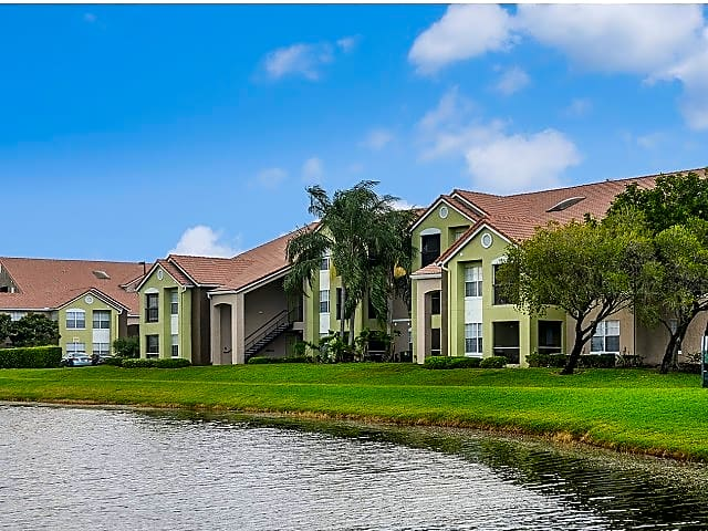 Homes offer beautiful water views