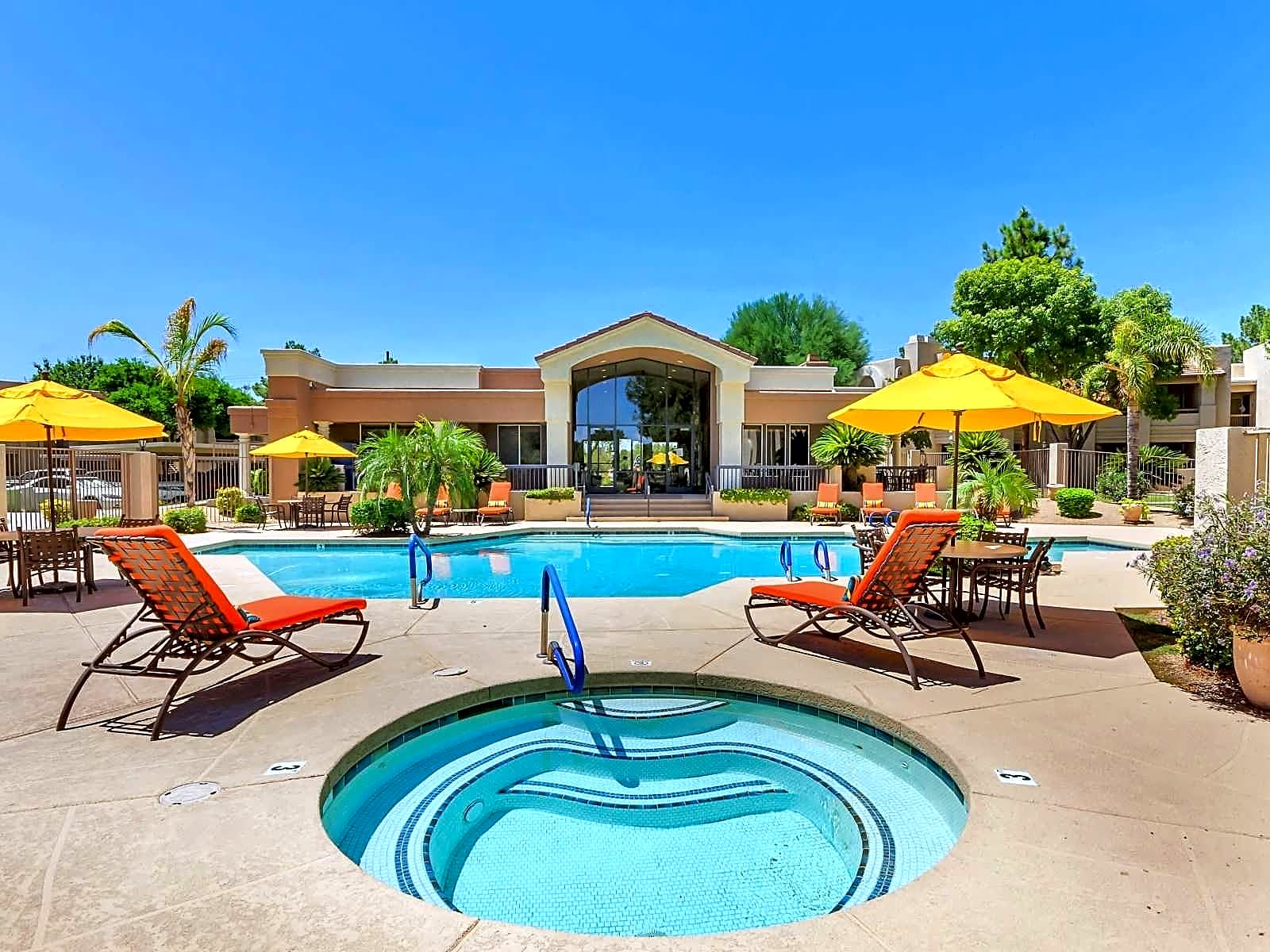 Gila Springs Apartments Chandler Az
