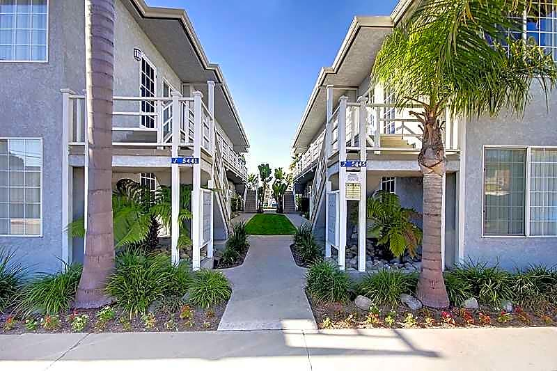 Marina Apartments for rent in Long Beach