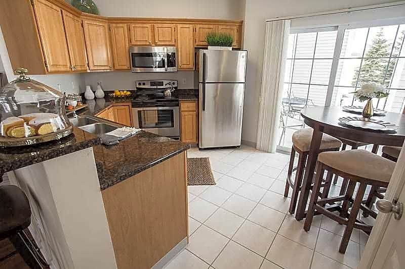 C Plan Upgraded Kitchen