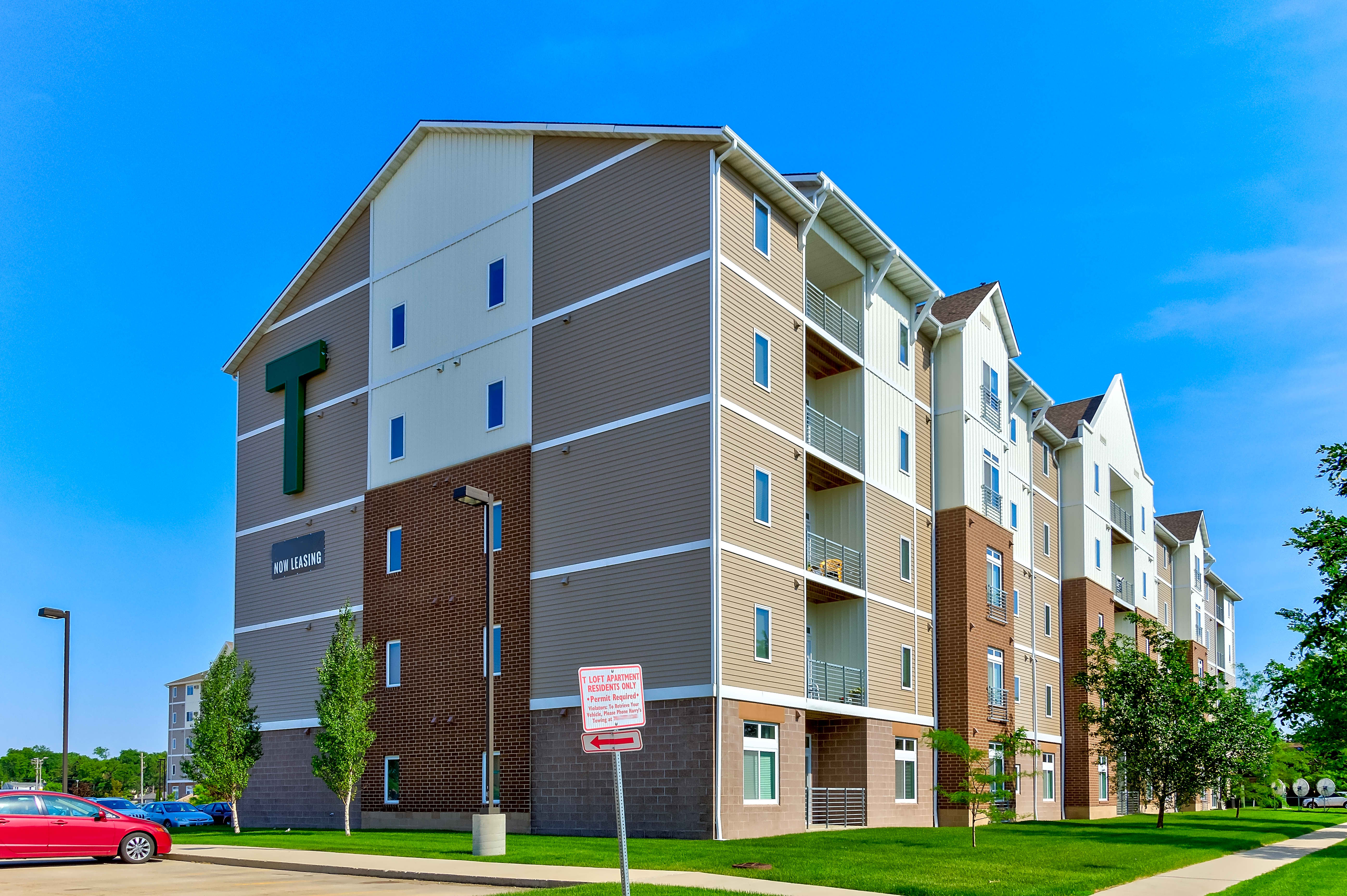 Apartments Near NDSU T-Lofts Apartments for North Dakota State University Students in Fargo, ND